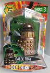 Doctor Who - DALEK THAY With DAMAGED PANEL- Series 3 Figure - DR NEW